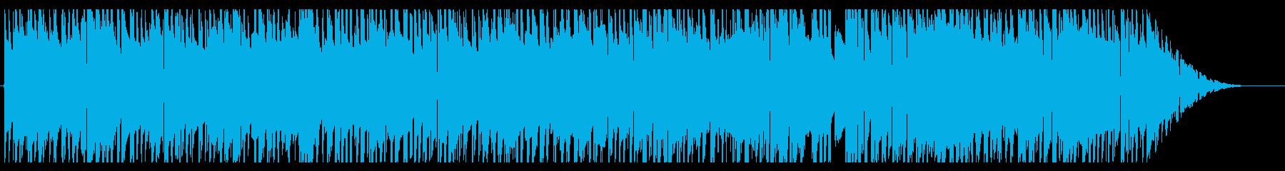 可愛いJazzyチェレスタ/スイーツ紹介の再生済みの波形