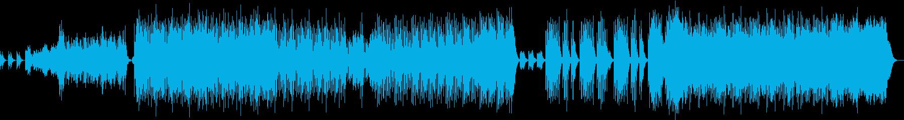 スローで妖しげ壮大な曲です。の再生済みの波形
