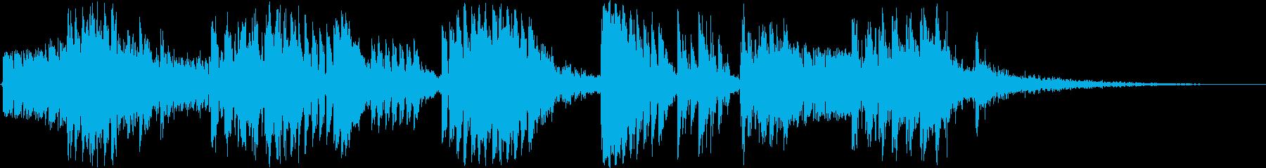 マシンガンバトル:ヘビーガンファイ...の再生済みの波形