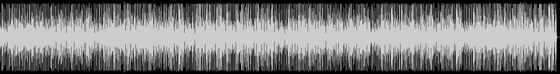 YouTube アコギ・カホン・日常の未再生の波形