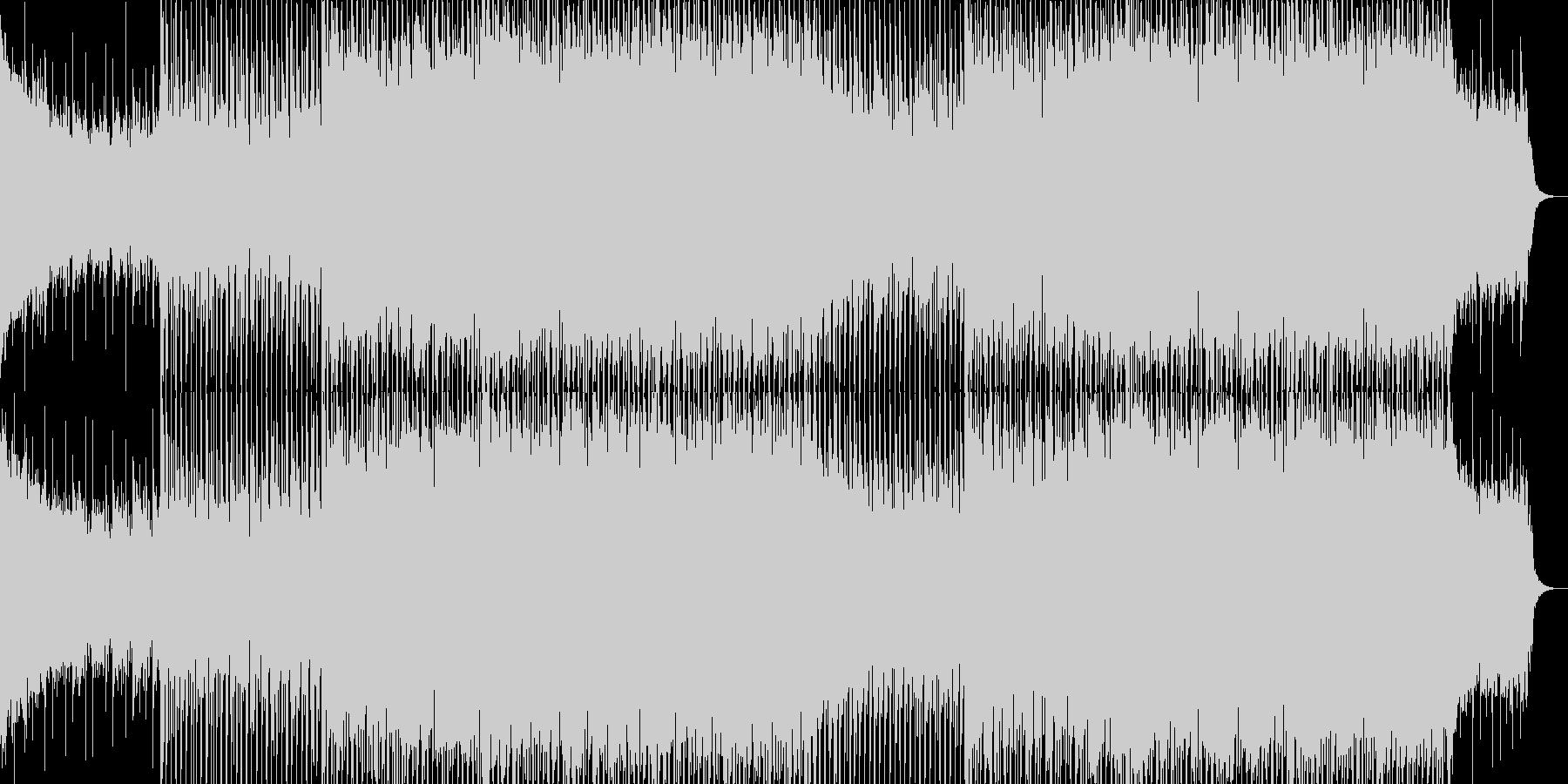 EDMクラブ系ダンスミュージック-82の未再生の波形