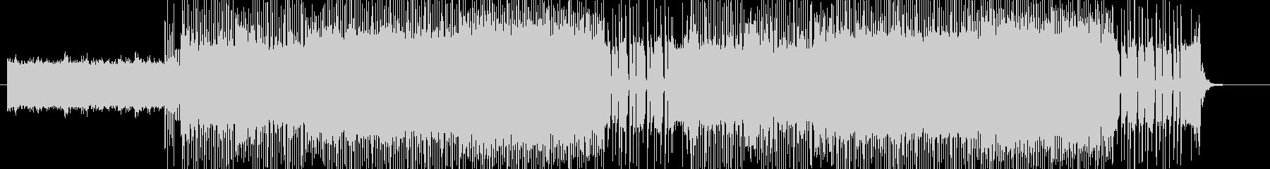 「HR/HM」「DARK系」BGM18の未再生の波形