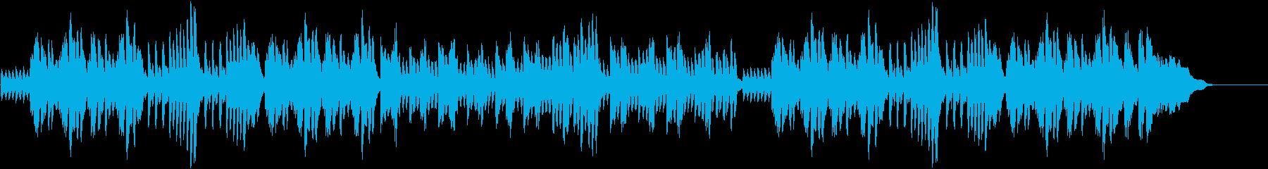 紡ぎ歌/エルメンライヒ【ピアノソロ】の再生済みの波形