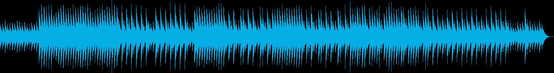不思議・不穏な気配のするベルの再生済みの波形