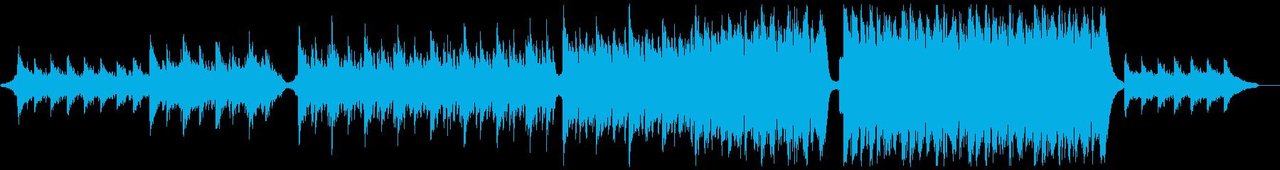 ポジティブポップオーケストラ:FX抜きの再生済みの波形