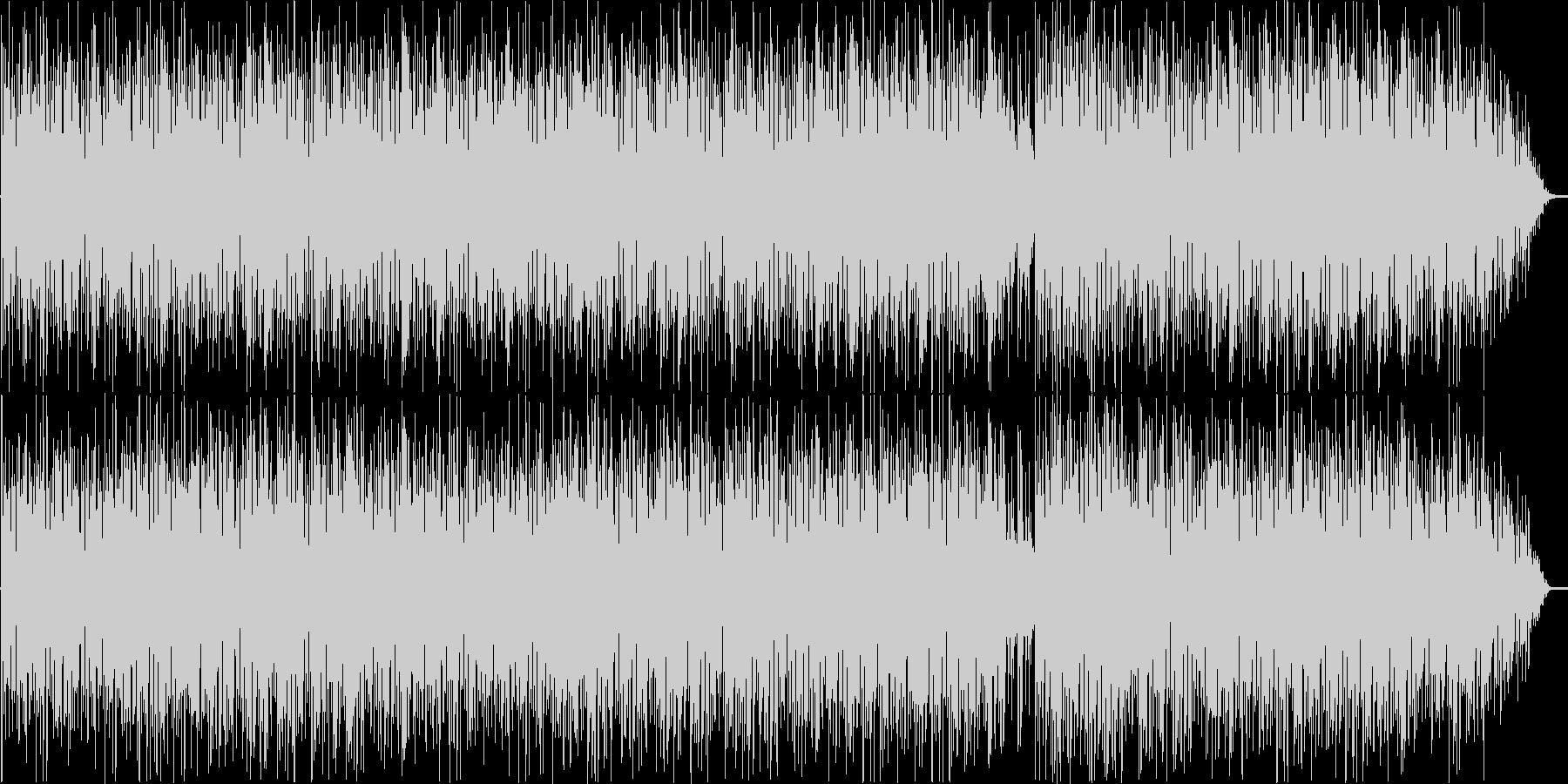パズルゲームを意識して作った曲です。の未再生の波形