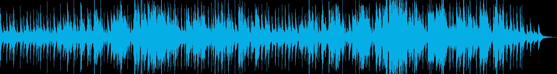 Controlの再生済みの波形