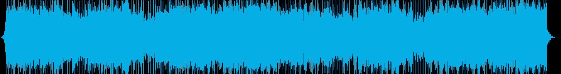 代替案 ポップ コーポレート アク...の再生済みの波形