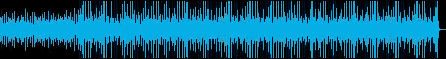 528Hzオルゴールと笛の瞑想BGMの再生済みの波形