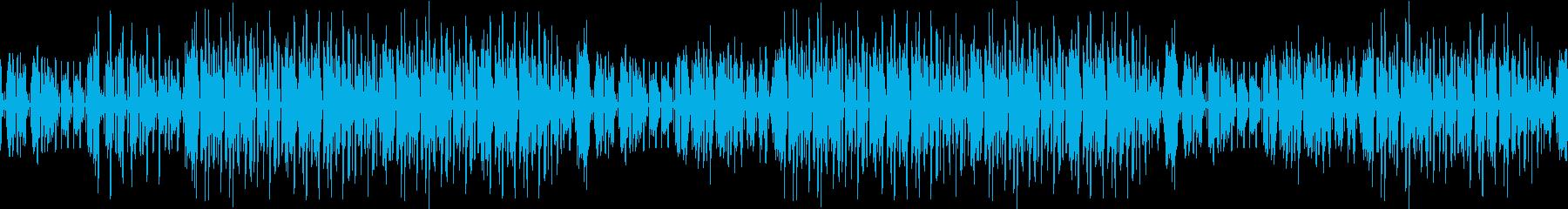 ギター・フェンク・お洒落・ヒップホップの再生済みの波形