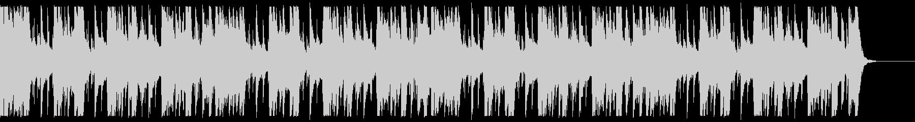 キラキラ/ローファイ_No593_5の未再生の波形