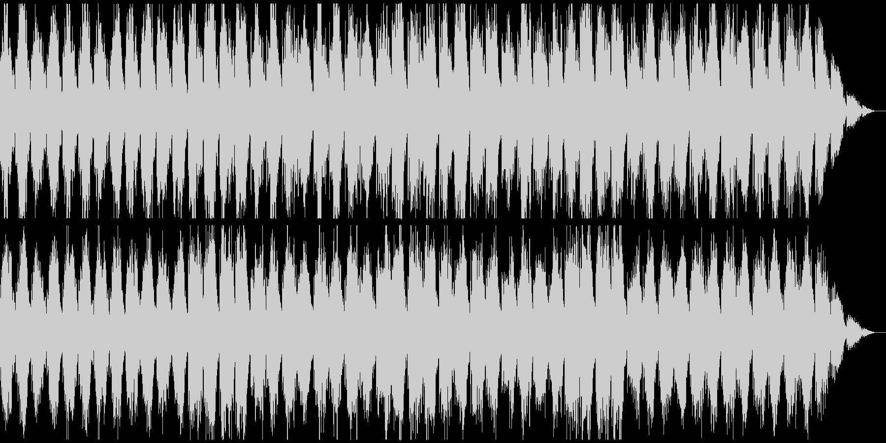 瞑想やヨガ、睡眠誘導のための音楽 08の未再生の波形