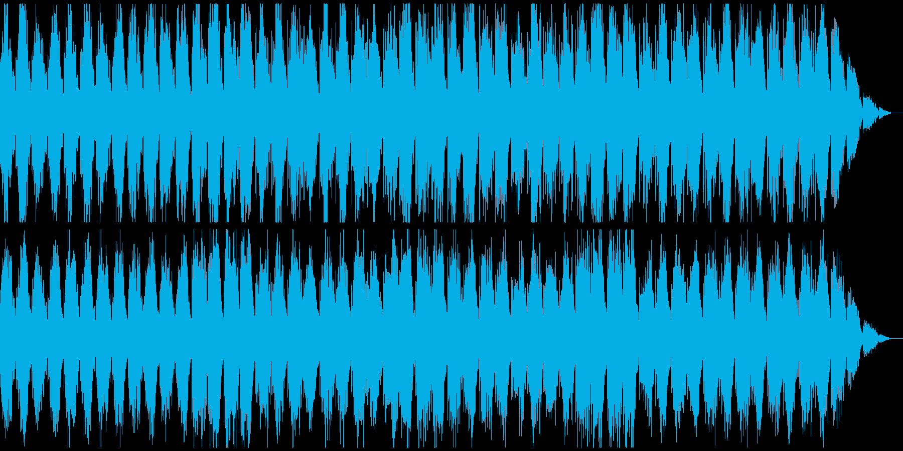 瞑想やヨガ、睡眠誘導のための音楽 08の再生済みの波形