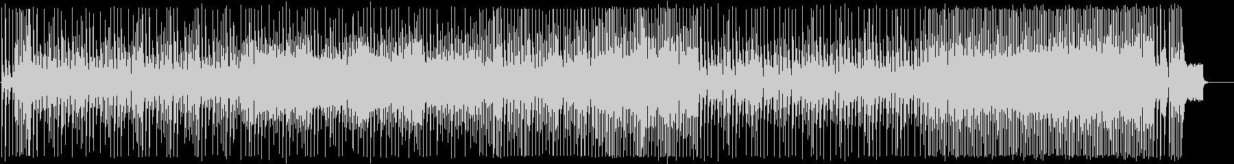和風ファンク 踊れる三味線&尺八の未再生の波形