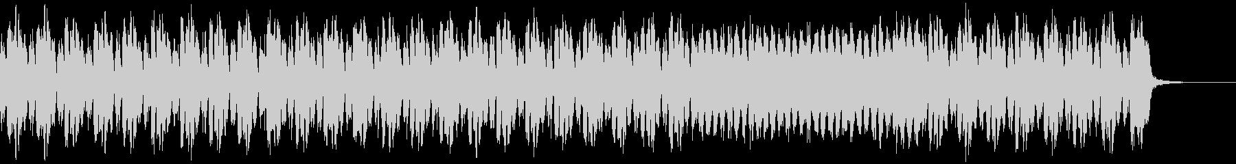 【インスト】少しダークで癖のある曲調の未再生の波形