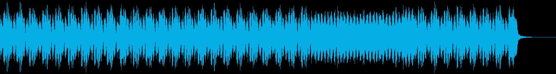 【インスト】少しダークで癖のある曲調の再生済みの波形