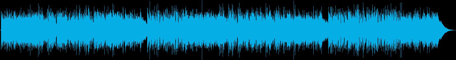 アコギ 生演奏 カントリー 軽快 ハネ系の再生済みの波形