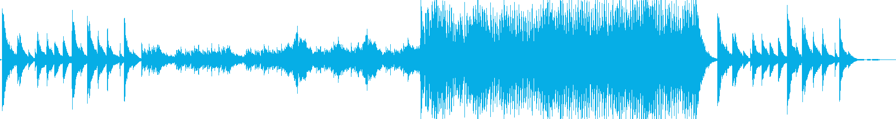 Winter,Piano,Orchestの再生済みの波形