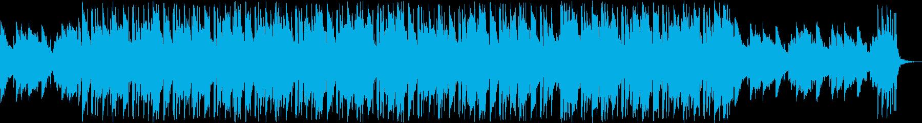 作業中や寝れないときにピッタリなLoFiの再生済みの波形