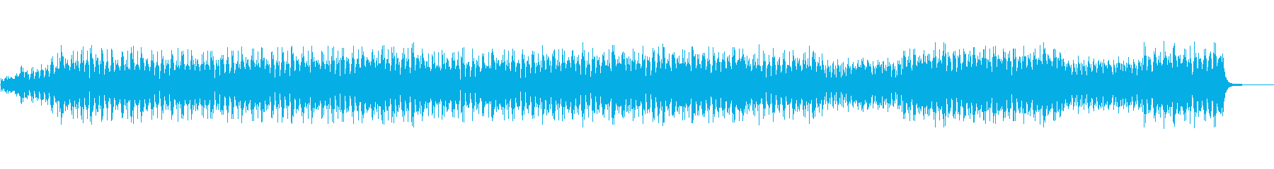 エレクトロフィールを備えたインスト...の再生済みの波形