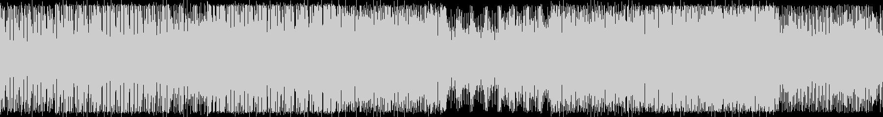BPM150:ワークアウト:ループ版の未再生の波形