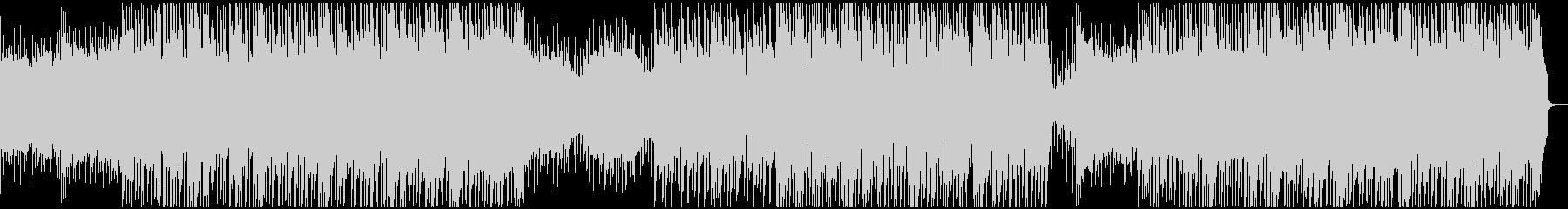 ピアノのリードと弦で冷やしたビート...の未再生の波形