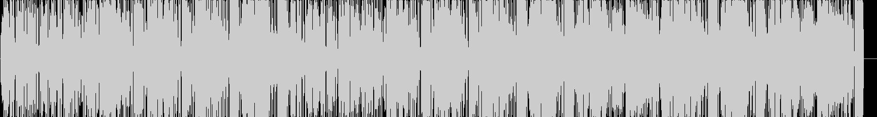 最高にオシャレで爽やか切ないLO-FIの未再生の波形