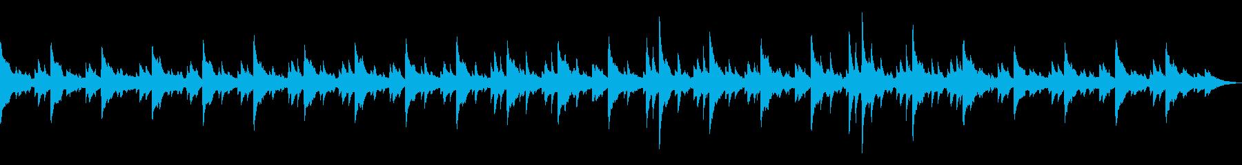 実験的な アンビエント 感情的 バ...の再生済みの波形