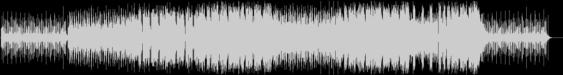 元気の出るトロピカルハウス フル歌の未再生の波形