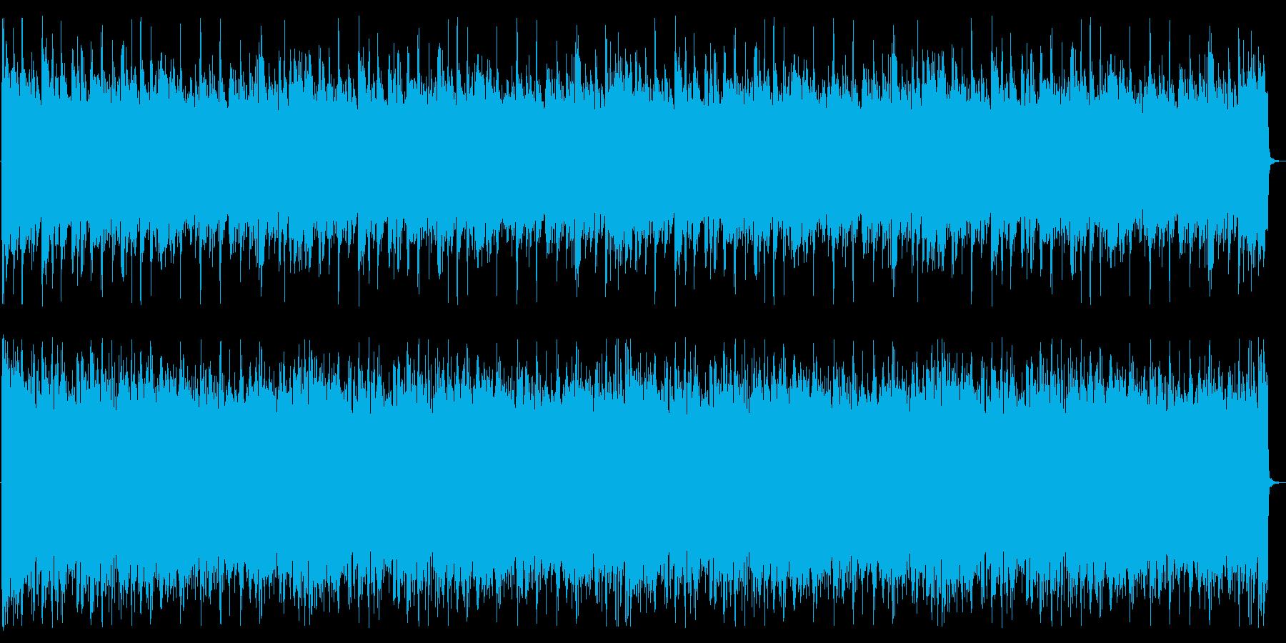 重厚/シンプル/ロック_No600_5の再生済みの波形