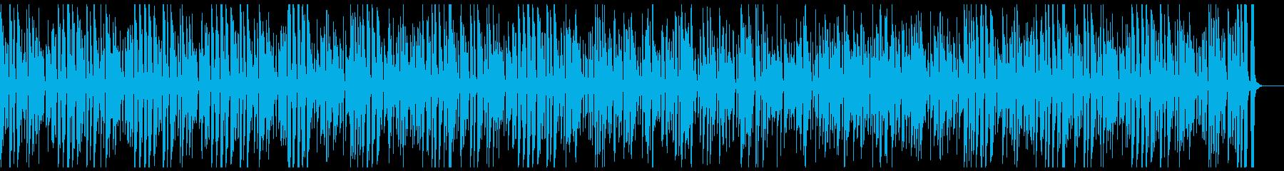 爽やかキャッチー 明るいジャズポップの再生済みの波形