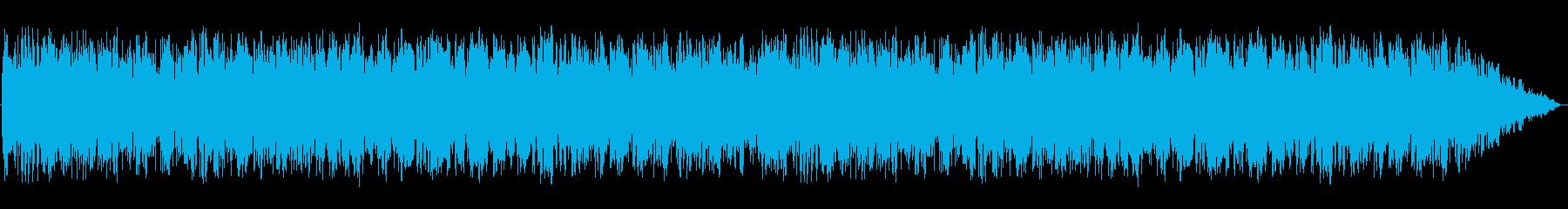 自動販売機もしくは機械音の再生済みの波形