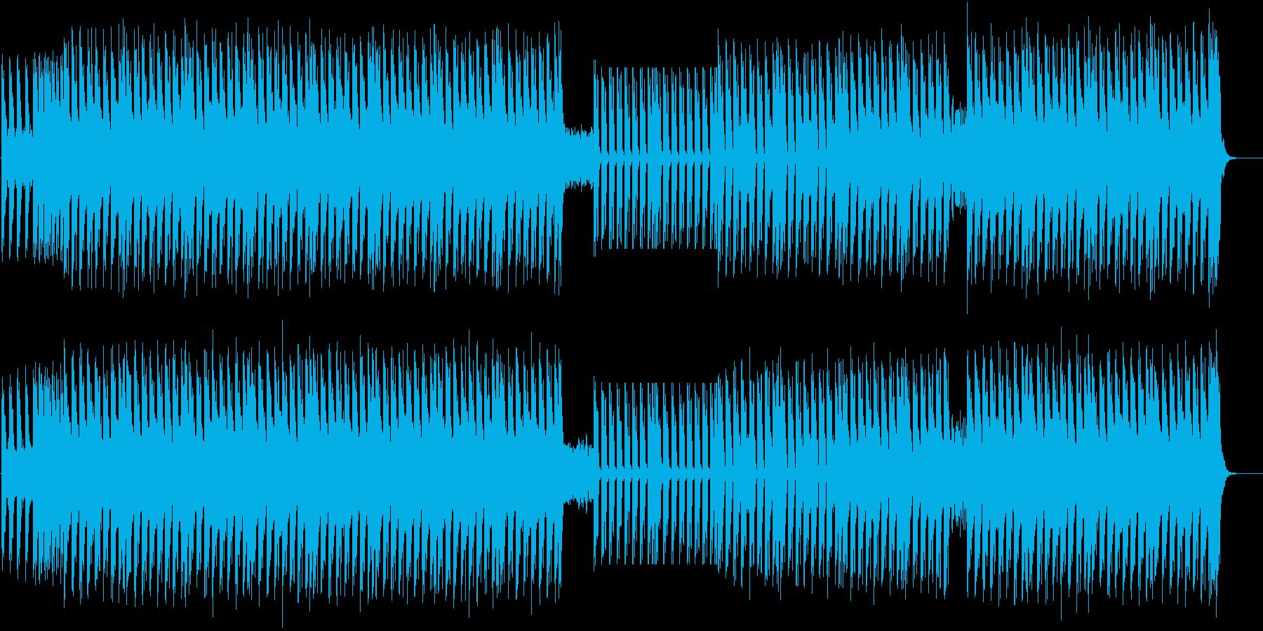 ノリが良いの再生済みの波形