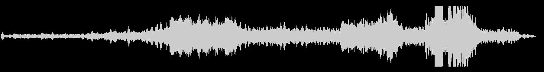 白鳥の湖『情景』 オーケストラ カラヤンの未再生の波形