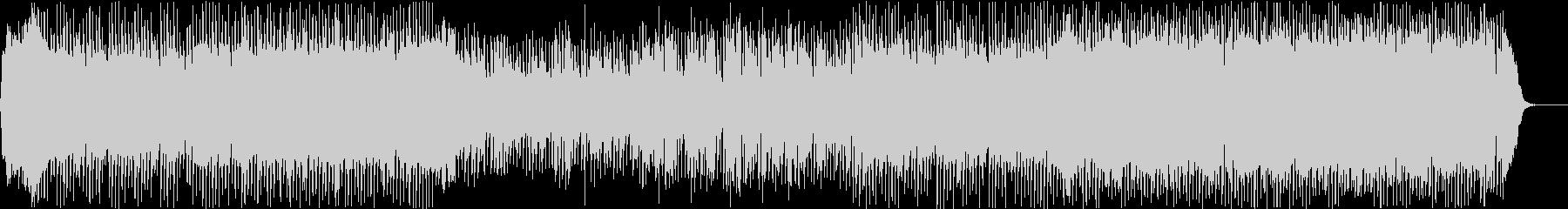 ジングルベル ゴージャスなビッグバンドの未再生の波形