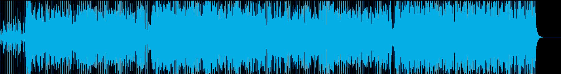 夏にピッタリ陽気なオルガンポップなサンバの再生済みの波形
