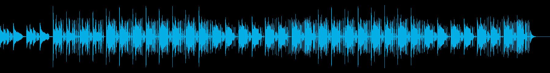 海外・Vlog・おしゃれ・洋楽チルアウトの再生済みの波形