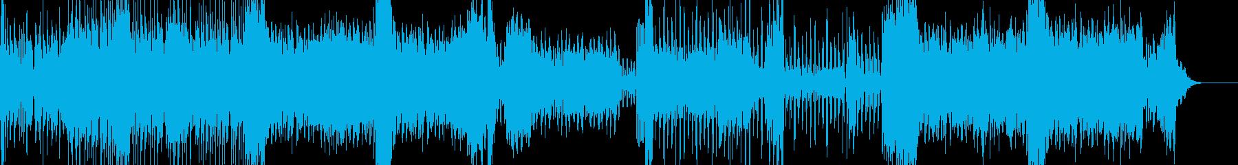 和風 超アゲアゲな歌舞伎EDM の再生済みの波形