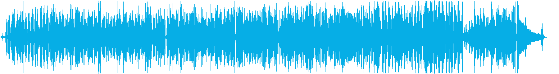 Confirmation ジャズの名曲の再生済みの波形