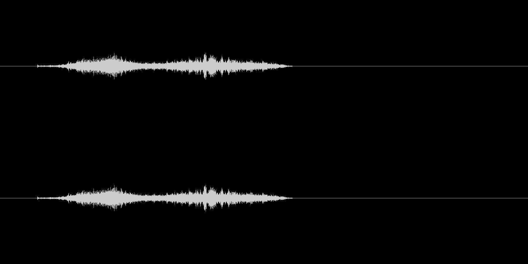 【シャープペン01-06(丸)】の未再生の波形
