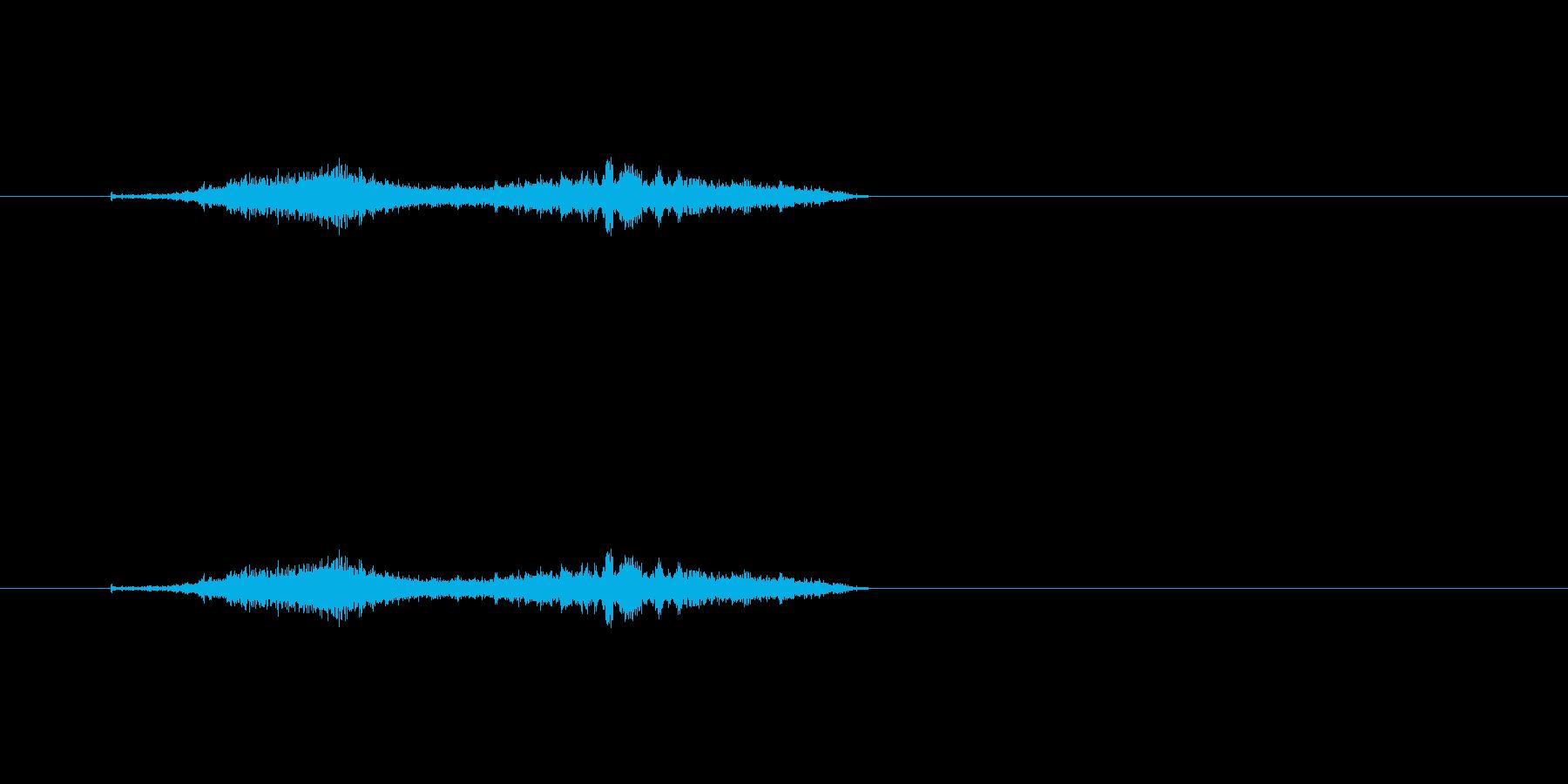【シャープペン01-06(丸)】の再生済みの波形