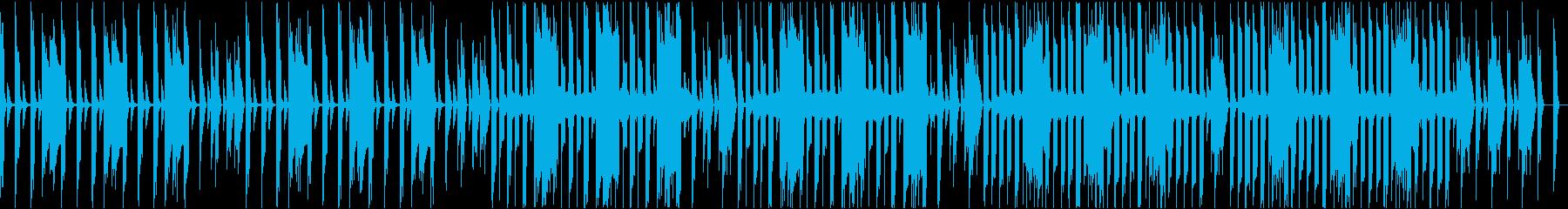 ループ仕様、8bit風、コミカルの再生済みの波形