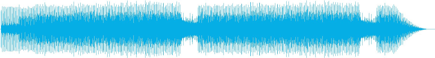 パズル・メニュー(システム系)【テクノ】の再生済みの波形
