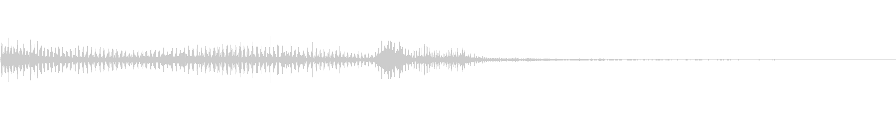 ステータス変更、メタルチョップイン...の未再生の波形