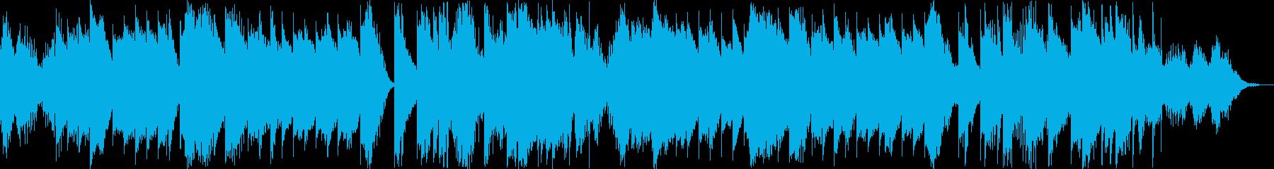 エレクトロニック 説明的 気分が良...の再生済みの波形