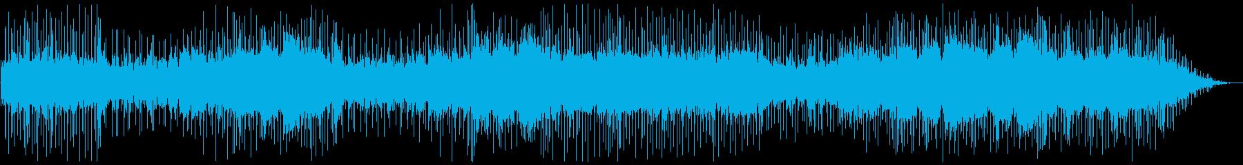 ハートランドアメリカーナのロックン...の再生済みの波形