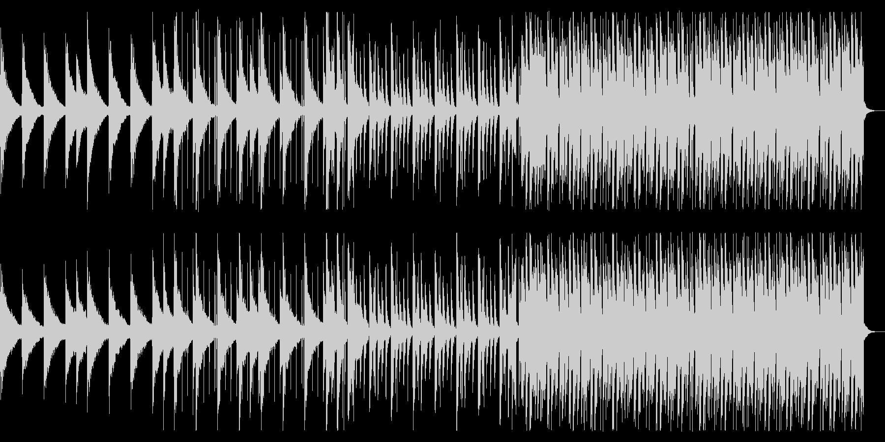 海を感じるトロピカルハウス_2の未再生の波形