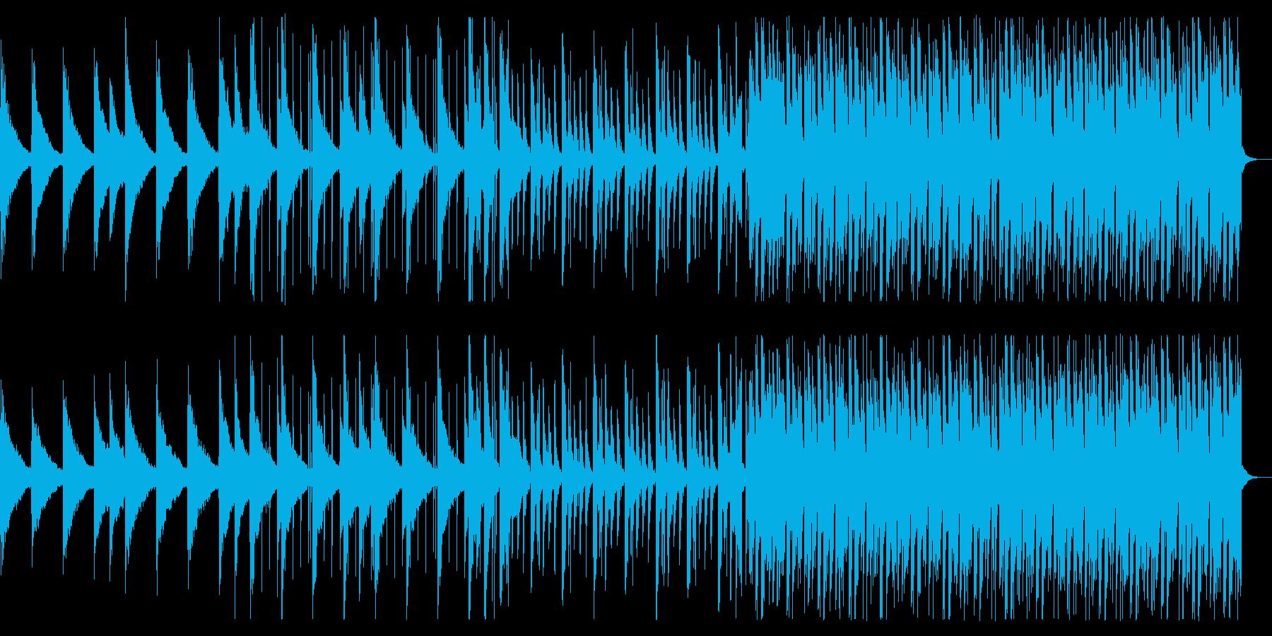 海を感じるトロピカルハウス_2の再生済みの波形