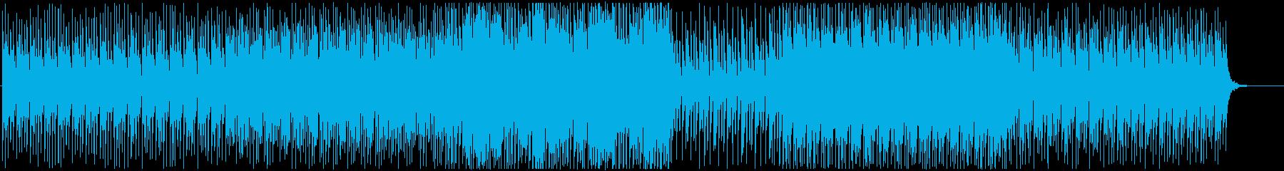 優しく雄大な口笛アウトドアポップの再生済みの波形