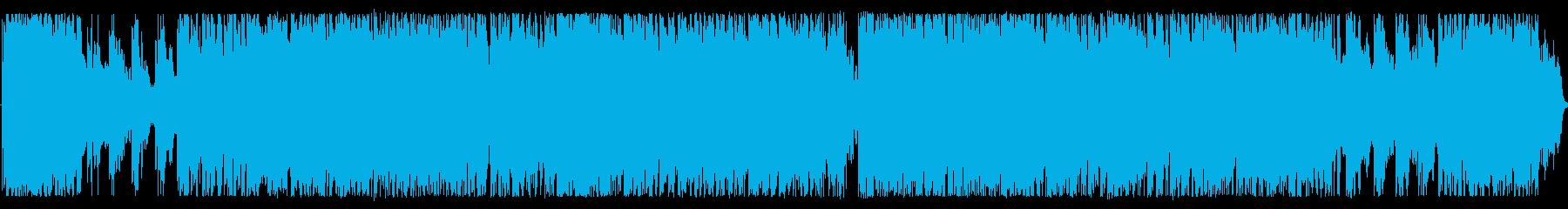 月夜をイメージした曲です。ハロウィンに!の再生済みの波形